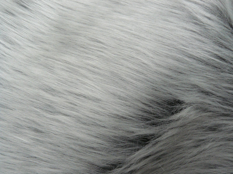 Mohair Bear Making Supplies Limited Grey Frost Ape 50mm