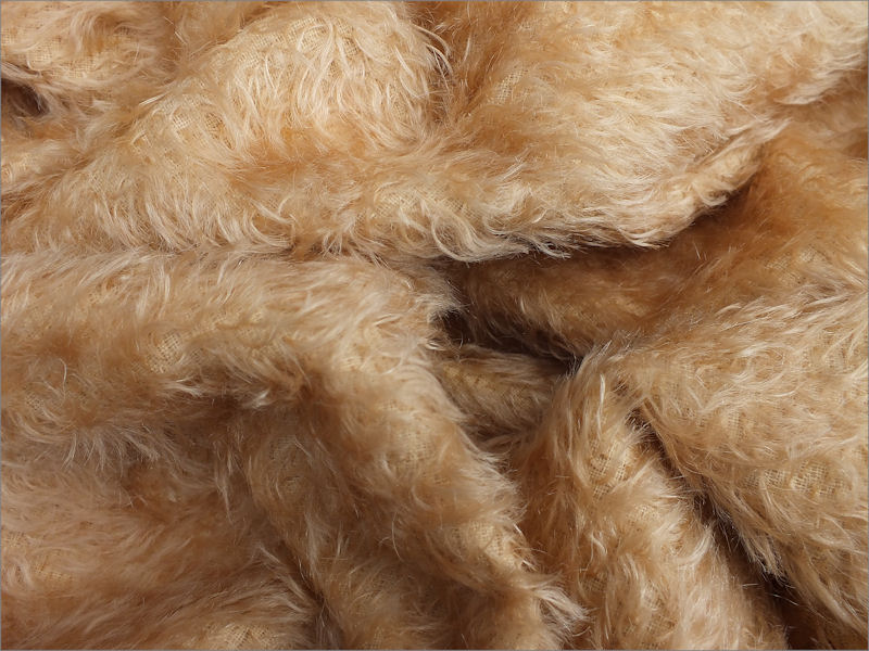 Mohair Bear Making Supplies Limited Lena Light Beige 25