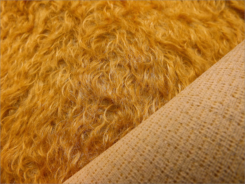 Mohair Bear Making Supplies Limited Jerry 26 Yellow Gold
