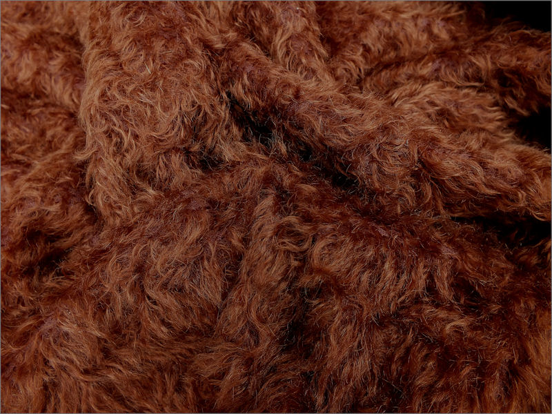 Mohair Bear Making Supplies Limited Jerry 27 Russet