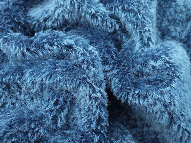 Mohair Bear Making Supplies Limited Jay Steel Blue 10mm