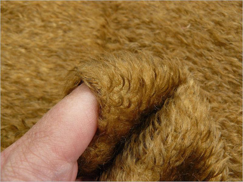 Mohair Bear Making Supplies Limited Nora 303 Golden