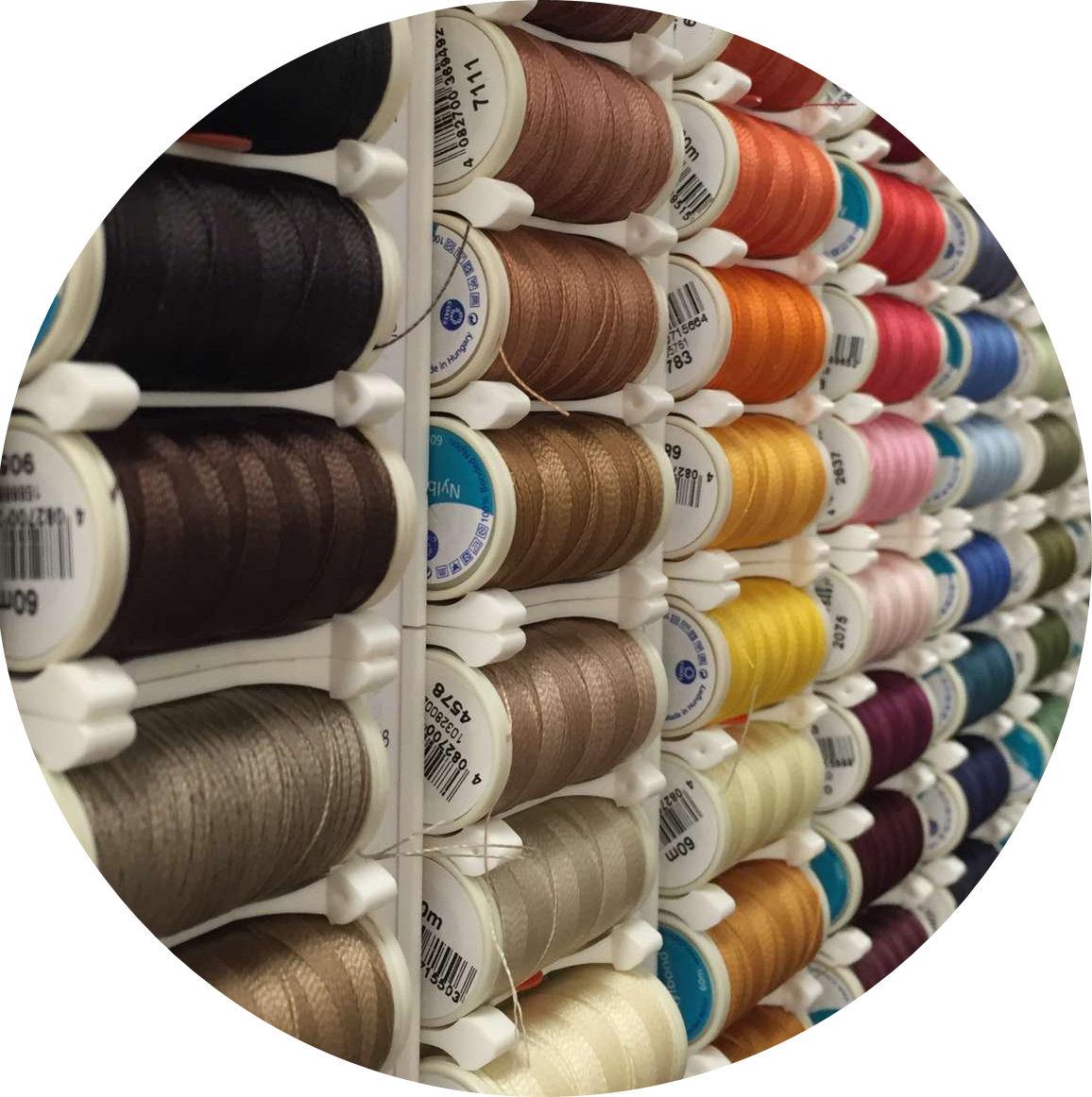 9078 Beading Thread 60m Coats Nylbond Colour No