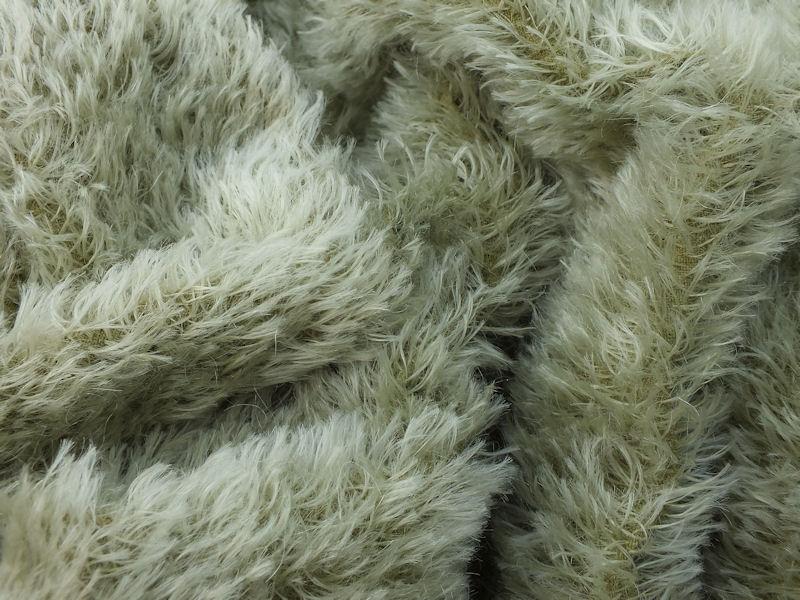 Mohair Bear Making Supplies Limited Anna Pistachio Green