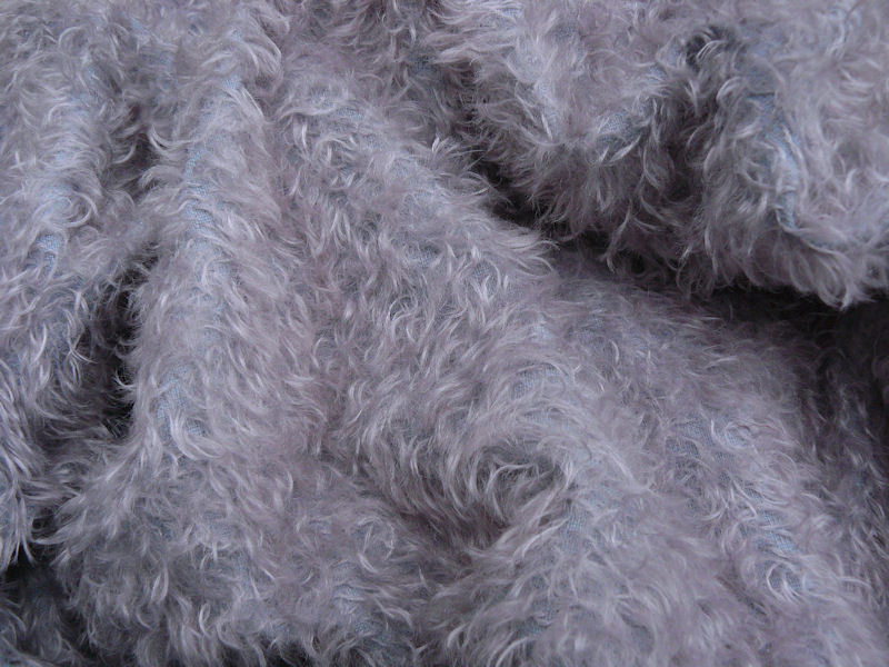 Mohair Bear Making Supplies Limited Olga Lavender Pearl