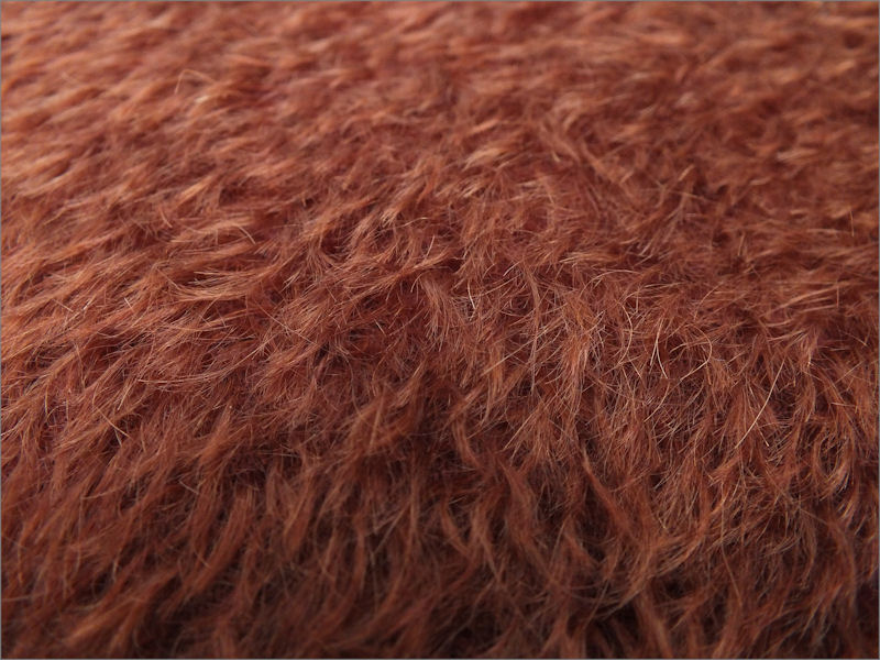 Mohair Bear Making Supplies Limited Paula Russet Brown