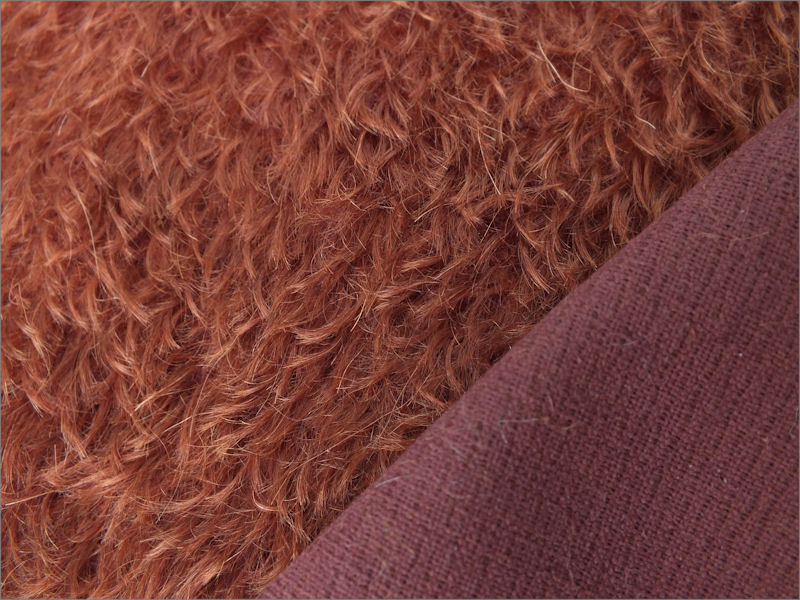 Mohair Bear Making Supplies Limited Paula Russet Brown