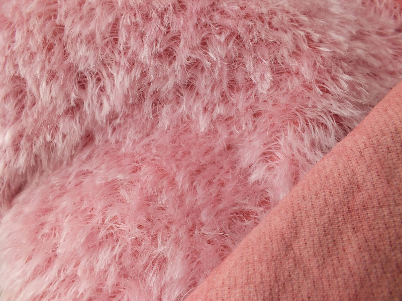 Mohair Bear Making Supplies Limited Anna Dusky Pink 15mm
