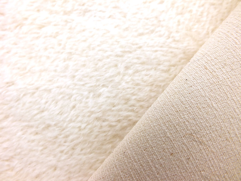 Mohair Bear Making Supplies Limited Sally Ivory 7mm Mohair