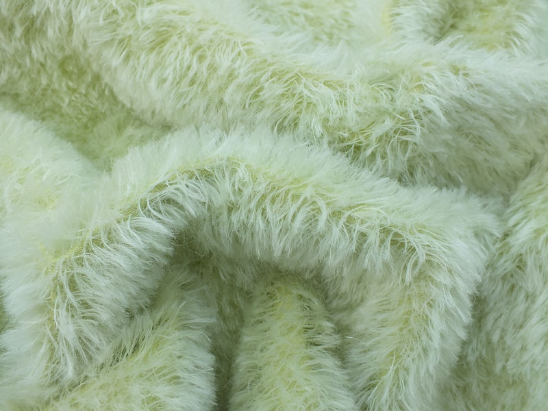 Mohair Bear Making Supplies Limited Anna Apple Green