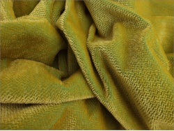 Helmbold Gold on Green 5mm Sparse Mohair