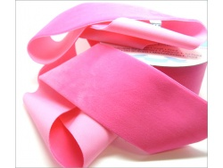Velvet Pretty Pink Lace 51mm Ribbon Roll