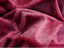Schulte Raspberry Flat Laid 8mm Pile Mohair 08