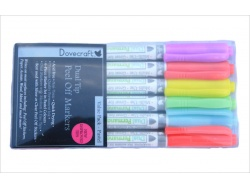 Permanent Markers - Pastel Colours