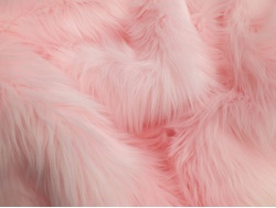 Baby Pink Luxury 60mm Shag Pile