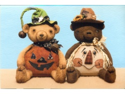 Belly Bears and Shelf Sitters For the Fall