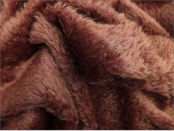 Eric 9 Russet Brown 15mm Mohair