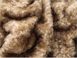 Schulte Bliss Fawn Brown Tip 24mm Mohair
