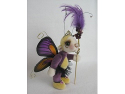 Flutter Beary Queen 17cm Miniature Pattern