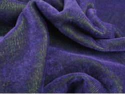 Helmbold Purple on Lime 5mm Sparse Mohair