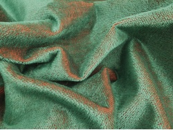 Helmbold Green on Red 5mm Sparse Mohair