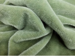 Sage Green 3mm Dense Miniature Mohair AG