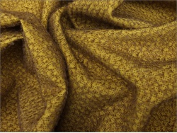 Helmbold Brown on Gold 2mm Sparse Mohair