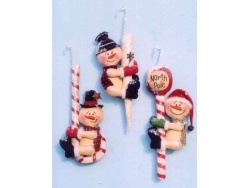 Hanging About Snowmen