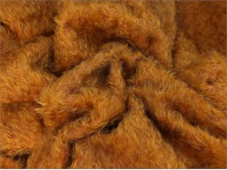 Jerry 224 Russet Brown Tip 18mm Mohair