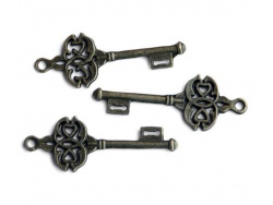 Decorative Keys (bronze colour) TB188