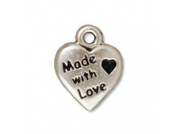 Made With Love (silver colour) TB198