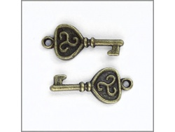 Decorative Keys (brass colour) TB154