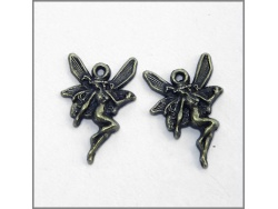Decorative Fairy (antique brass colour)  TB122