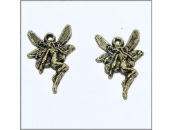 Decorative Fairy (antique gold colour) TB126