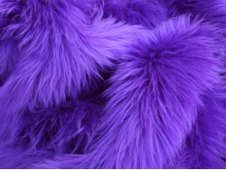 Purple Luxury 60mm Shag Pile