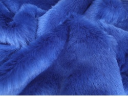 Luxury Royal Blue 25mm pile