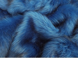 Royal Blue Tipped 60mm pile