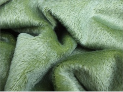 Schulte Lime Green Flat Laid 8mm Mohair 07