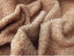Schulte Warm Peach Felted 7mm Pile BS38