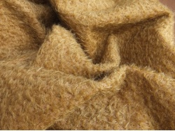 Schulte Rich Gold Vintage Felted 11mm Mohair -25