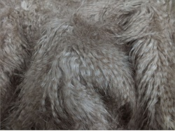 Taupe Feather 80mm pile