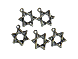 Hexagon Star (bronze colour) TB106