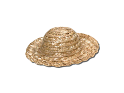 Straw Dolls Hats