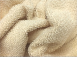 Toby Ivory Loomstate 5mm Mohair