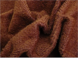 Toby Russet Brown Fleck 5mm Mohair