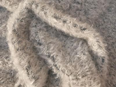 Medium dense tipped  mohair 17mm /'HEDGEHOG/' SCHULTE