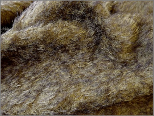 Mohair Bear Making Supplies Limited Ellie Golden Brown
