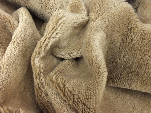 Helmbold 3 Natural Beige Cotton Plush 9mm Pile