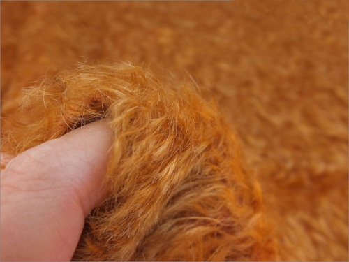 Juno Golden Russet 18mm Mohair