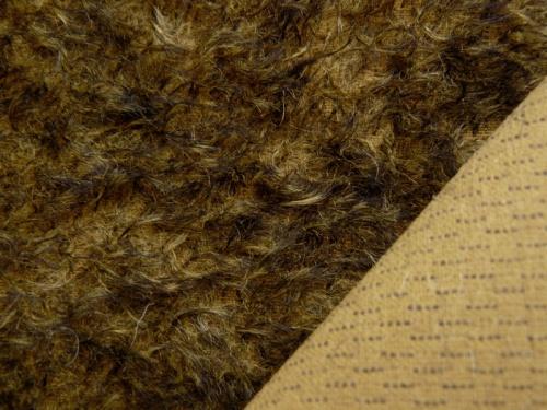 Mohair Bear Making Supplies Limited Olga Golden Brown